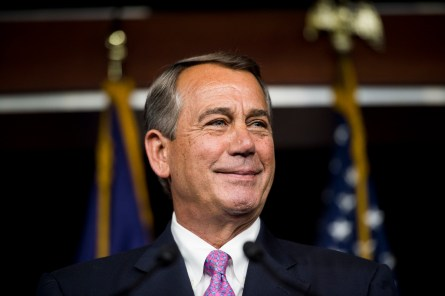 Boehner has been advocating for a papal address for years. (Bill Clark/CQ Roll Call File Photo)
