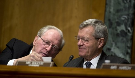 baucus011514 445x260 Last Hurrahs for 5 Retiring Senate Chairmen