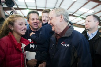 Mitch McConnell Senate Kentucky race