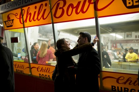Ben's Chili Bowl is typically swamped on election nights. (Tom Williams/CQ Roll Call File Photo)