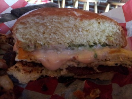 Good Doctor sandwich