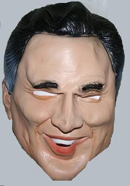 Mitt Romney mask