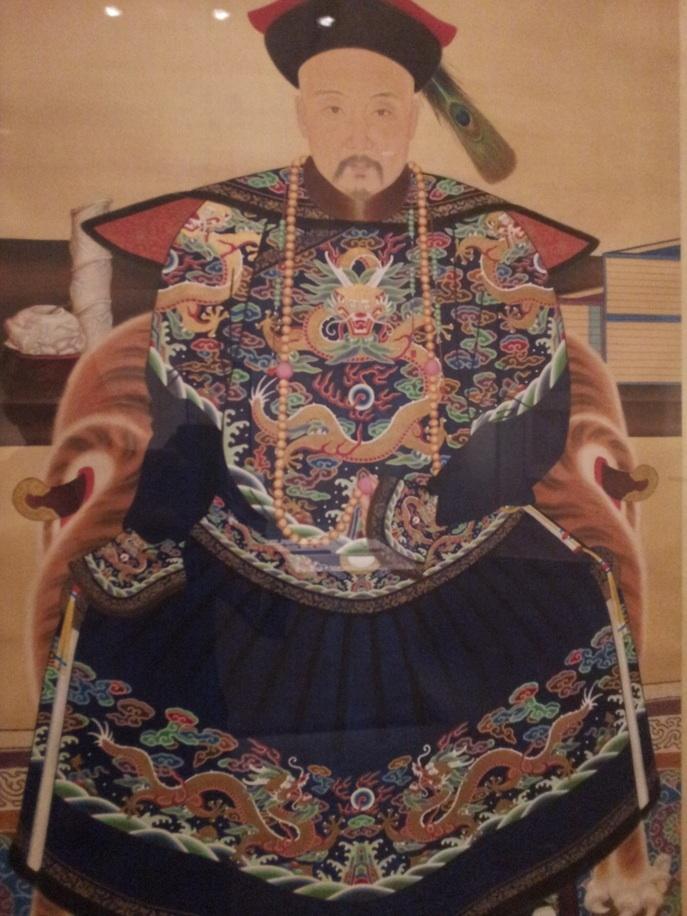 Sackler tapestry