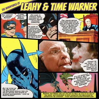 Demand Progress's Batman parody