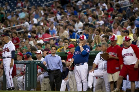 Vulnerable Members Hope There's a Next Year for Their Congressional Baseball Careers