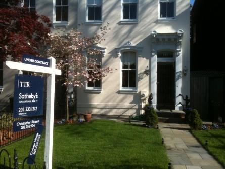 Baucus unloads his D.C. real estate. (Jason Dick/CQ Roll Call)
