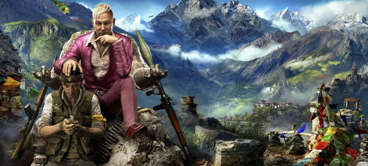 Far Cry 4 - Đánh Giá Game
