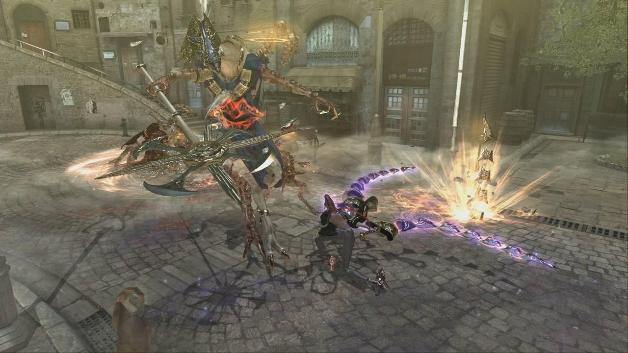 Bayonetta - Đánh Giá Game