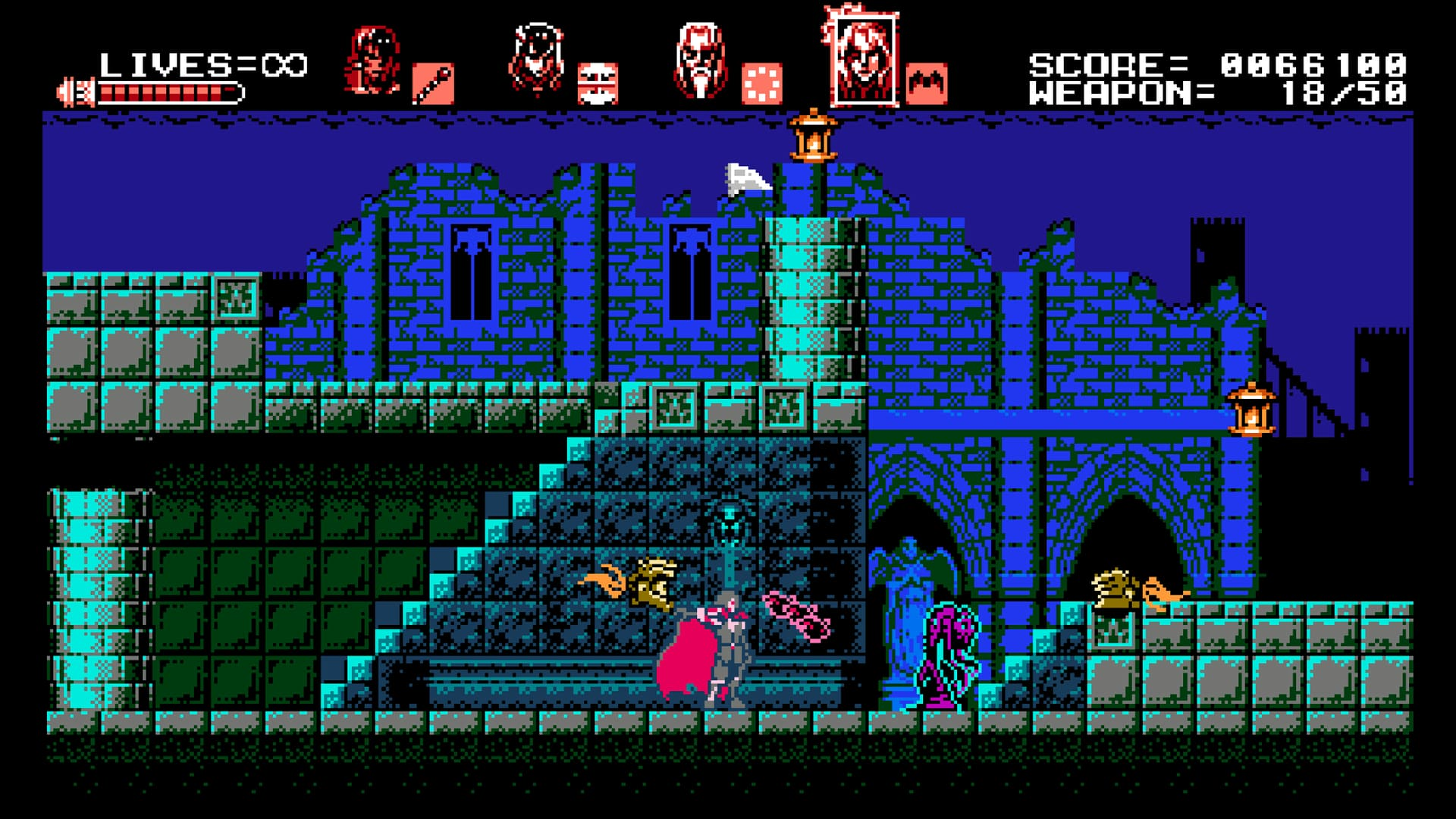 Bloodstained: Curse of the Moon – Đánh Giá Game