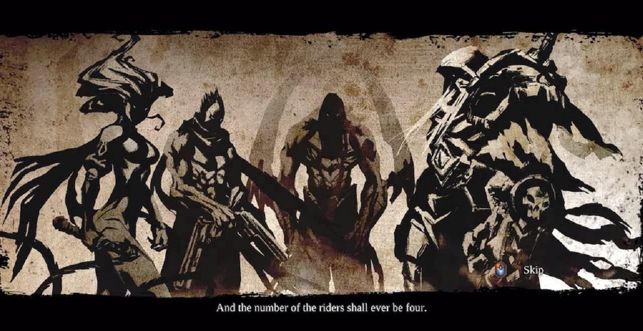 Cốt truyện Darksiders (Phần 1): WAR - Đại chiến tam giới