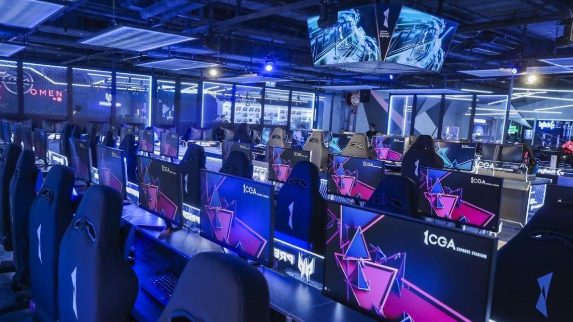 eSports Hồng Kông