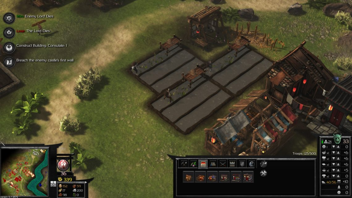 Stronghold: Warlords Demo
