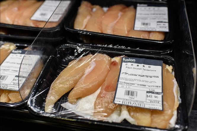 cam nhap thit 30620 1593505423404 1593505425326148461061 - Trung Quốc tạm thời cấm nhập thịt từ Brazil