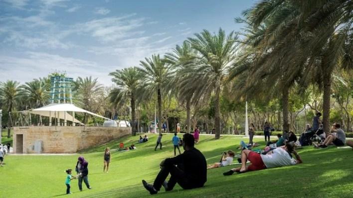 حديقة زعبيل دبي – المرافق الترفيهية – صور – الموقع
