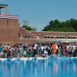 Nyc S Best Outdoor Pools 14th Street As Bus Only Corridor Tour The Abandoned Ridgewood Reservoir Viewing Nyc