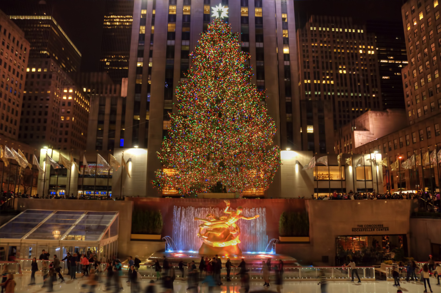 Best 28 Nyc Christmas Tree Lighting Thousands Gather