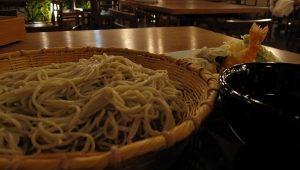 天婦羅冷麵