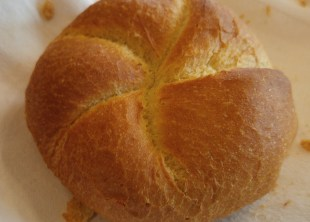 麵包供應了兩次