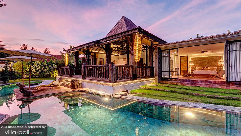 Villa River Garden In Umalas, Bali (3 Bedrooms)