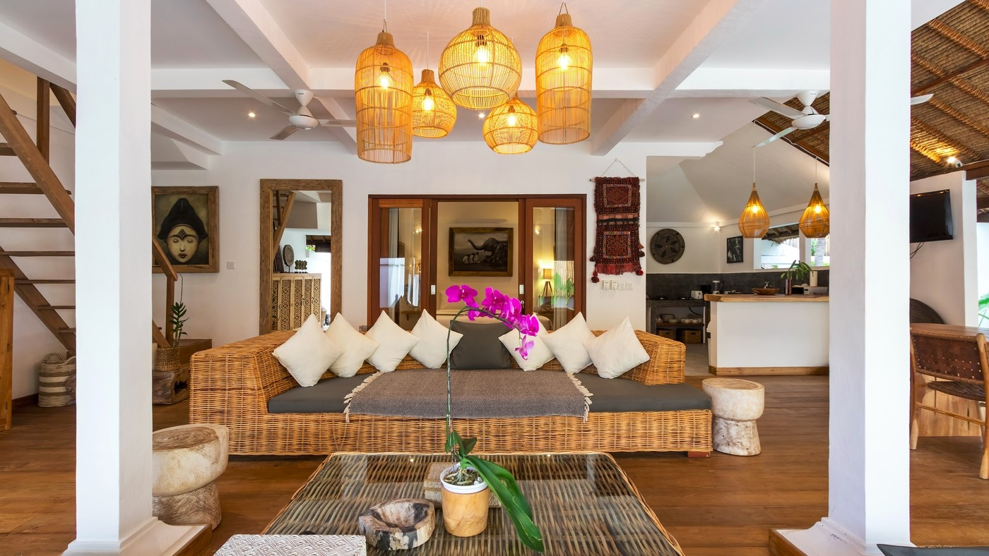 Villa Waterlily In Seminyak Bali 3 Bedrooms Best