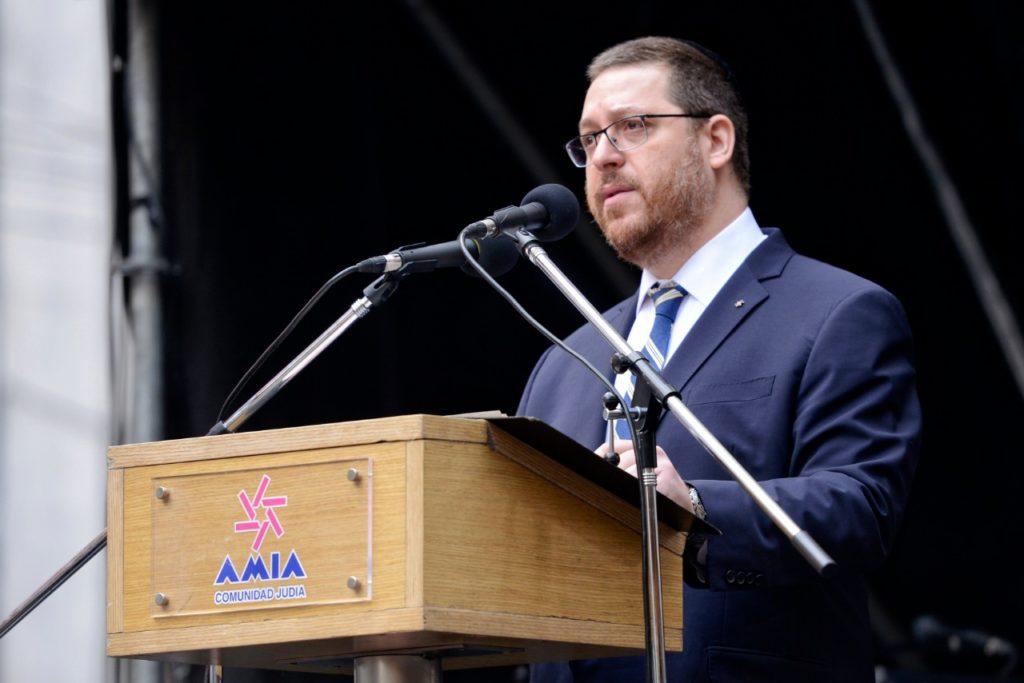 """Ariel Eichbaum: """"El BUR ha puesto a la AMIA entre las mejores ..."""
