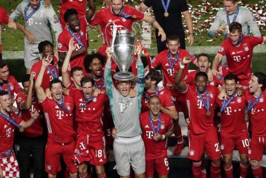 El Bayern Munich, el equipo al que odiaban los nazis, ganó ...