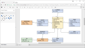 Online Diagramming Tool