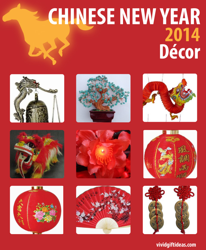 Home Decoration Ideas For Chinese New Year