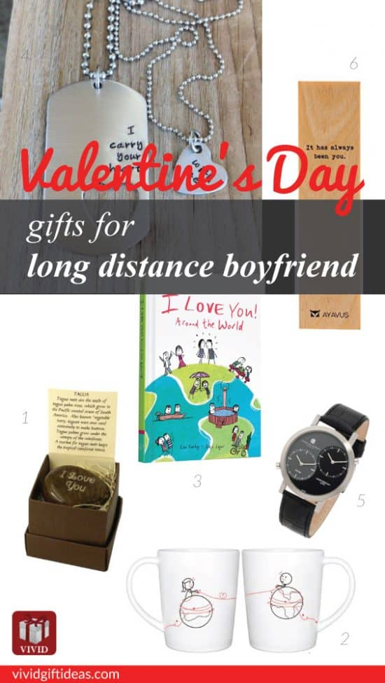 Long Distance Boyfriend Valentines Day Gifts 2016 VIVIDS