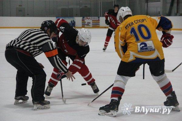 Великие Луки : Хоккейные матчи чемпионатов города Великие ...