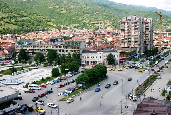 Tetovo Square.