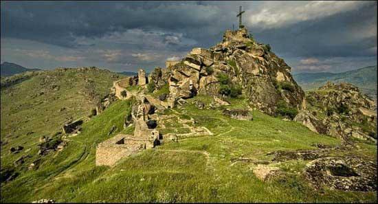 The Citadel of King Marko - Marko's Towers (Markovi Kuli) in Prilep