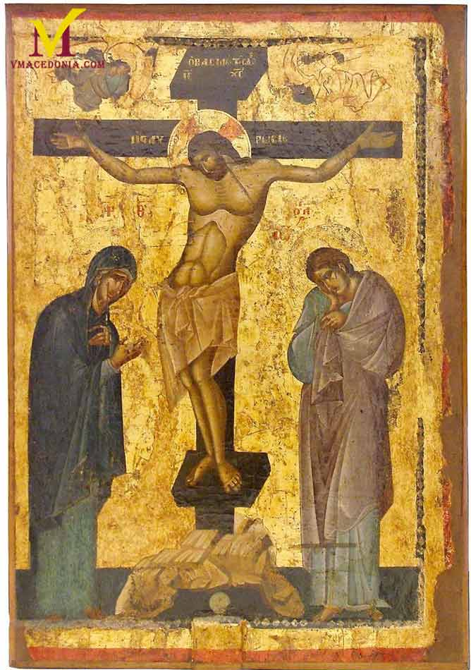 The Crucifixion 13th century