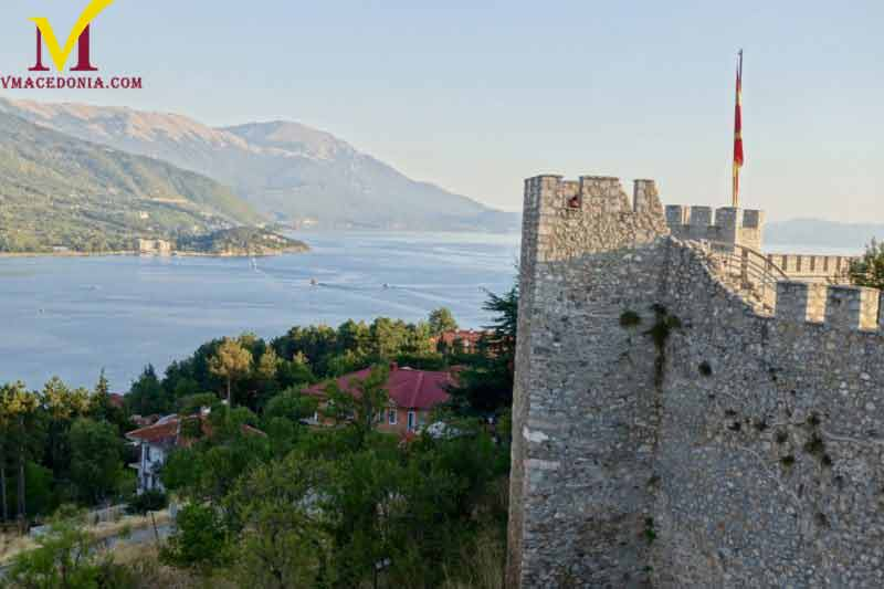 Samuil's Fortress Ohrid, Macedonia