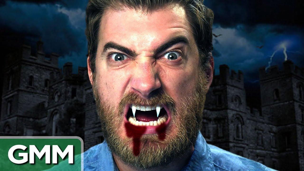 【趣味英文】吸血鬼真的存在? (Do Real-Life Vampires Exist?) - VoiceTube《看影片學英語》