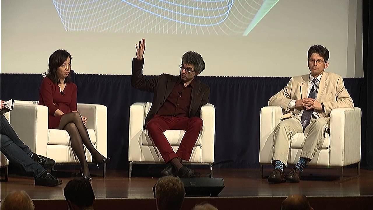 小組討論:機器學習的應用 (Panel Discussion: Applications of Machine Learning) - VoiceTube《看影片學英語》