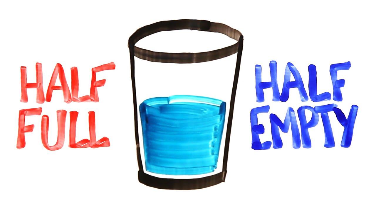 【趣味英文】什麼!基因決定你是樂觀/悲觀?(Is This Glass Half Empty?) - VoiceTube《看影片學英語》