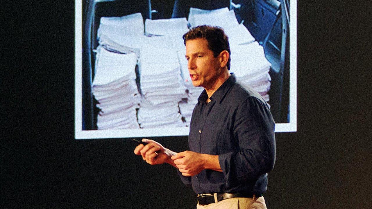 【TED】Joel Selanikio: 醫療保健大數據革命 (Joel Selanikio: The surprising seeds of a big-data revolution in healthcare) - VoiceTube ...