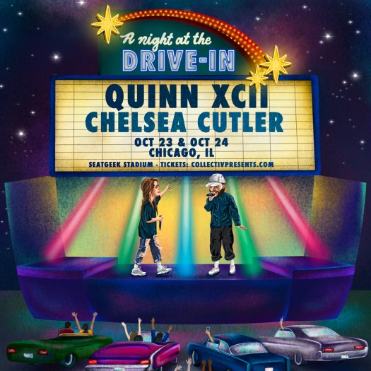 Buy Tickets to Oct 24 - Quinn XCII & Chelsea Cutler - Live ...