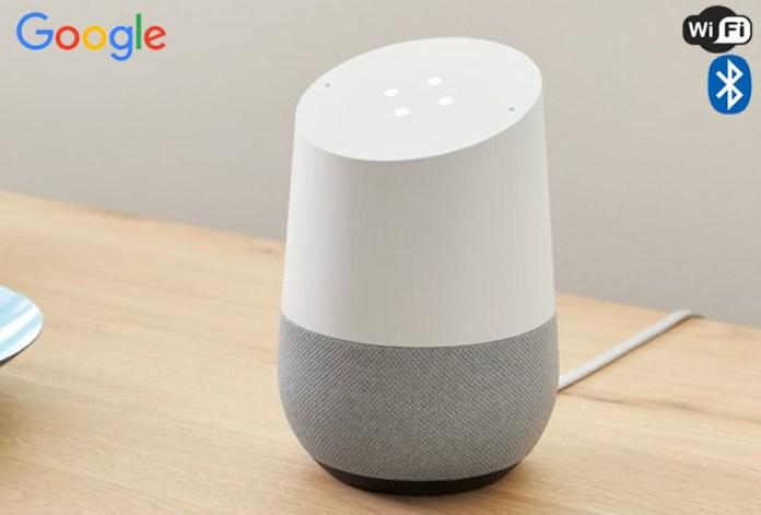 41% korting - Google Home Smart Speaker