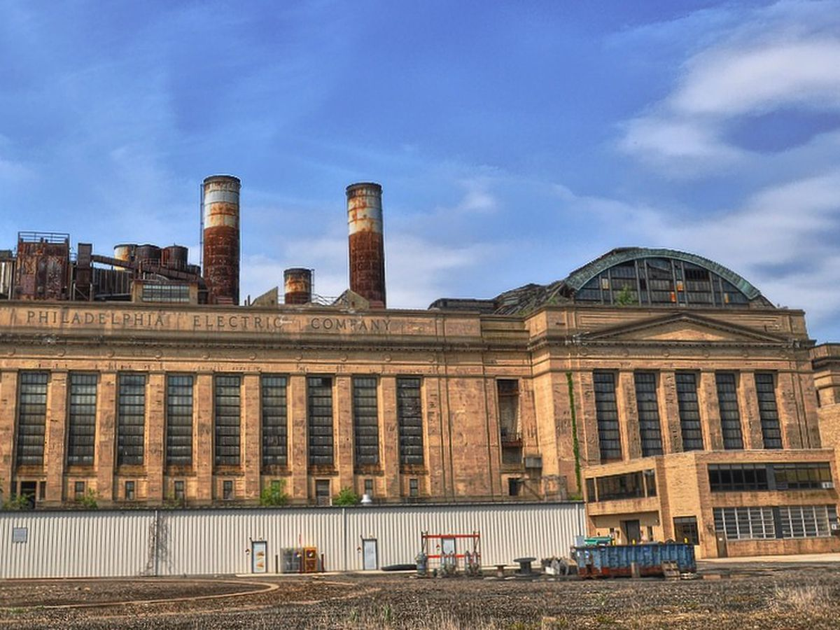 12 Incredible Abandoned Places In Philly Curbed Philly