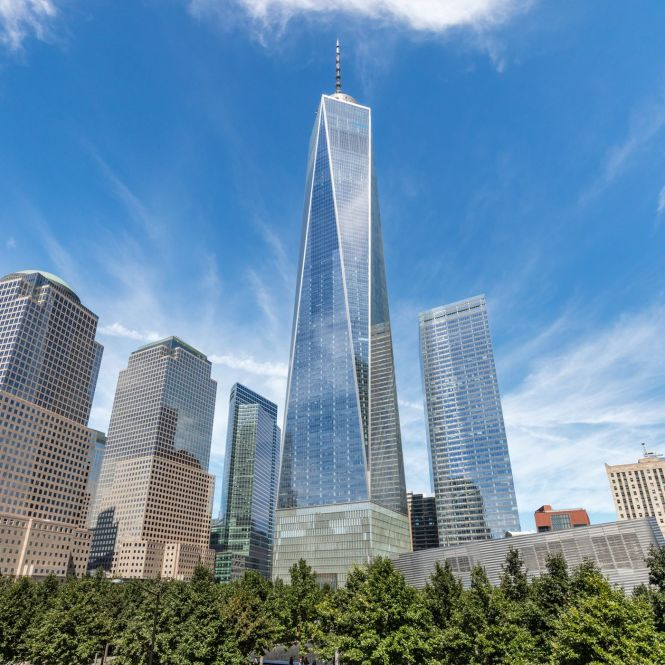 One World Trade Center Is Officially