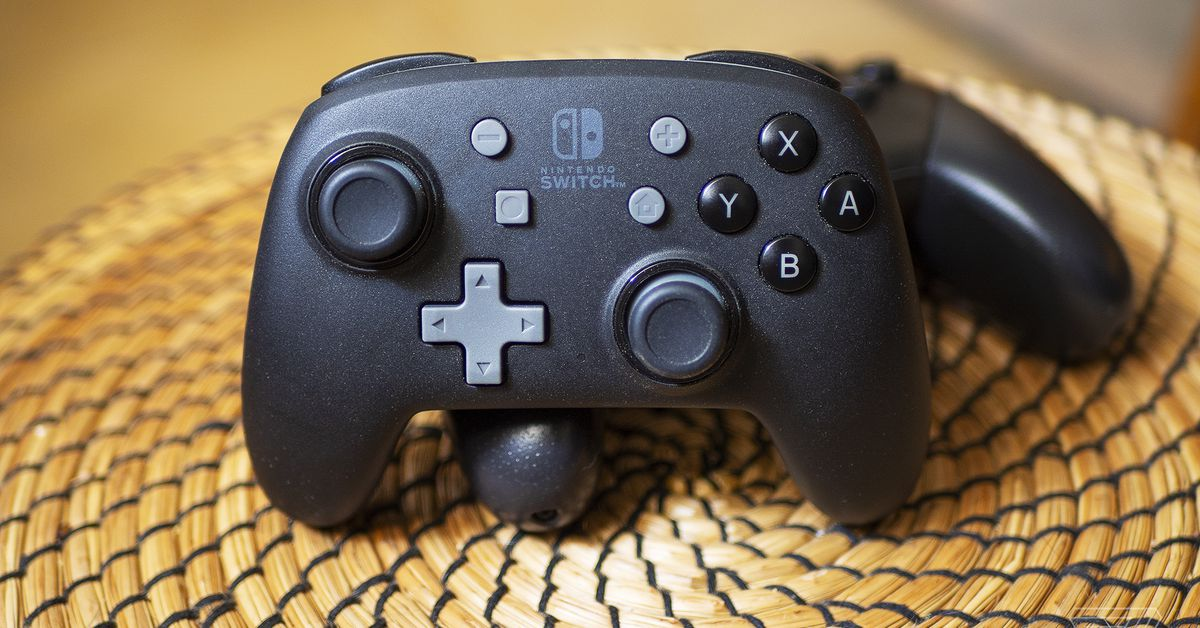 PowerA's Nano Enhanced review: a Switch Pro for smaller hands