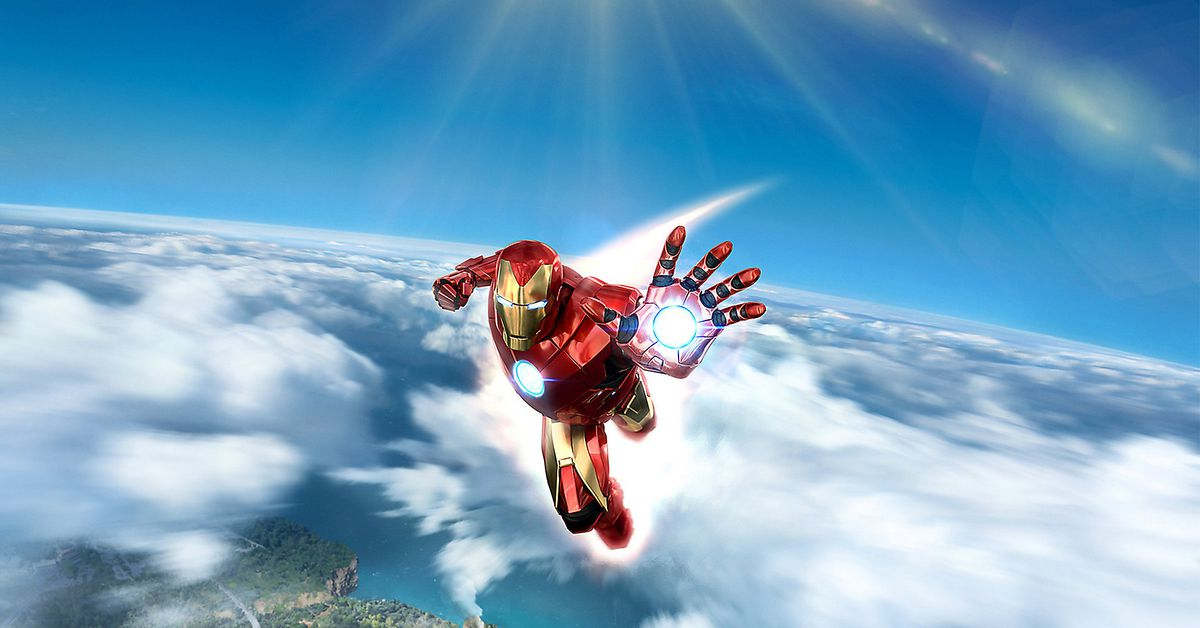Marvel's PS4 Iron Man VR was postponed to May