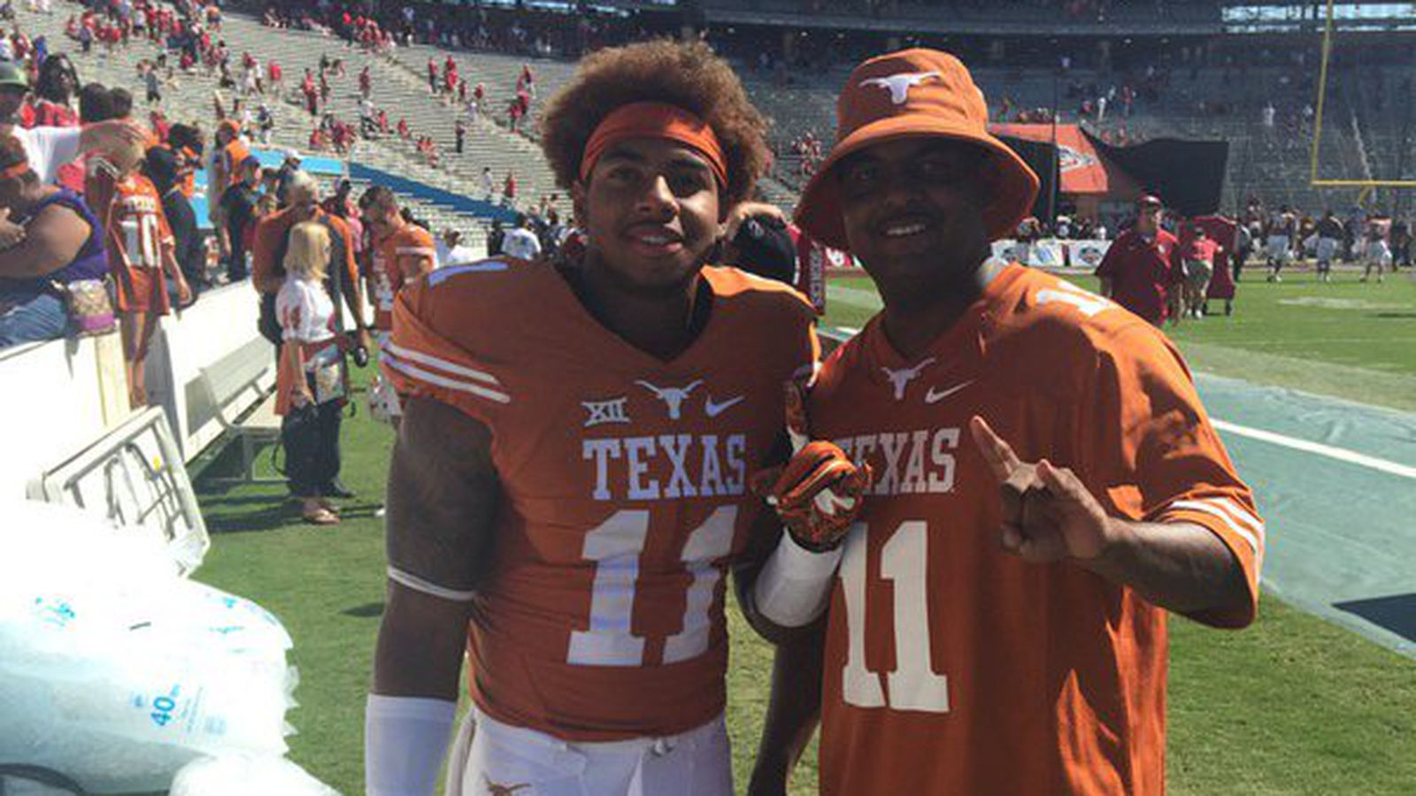 Texas Sophomore PJ Locke Currently The Frontrunner To