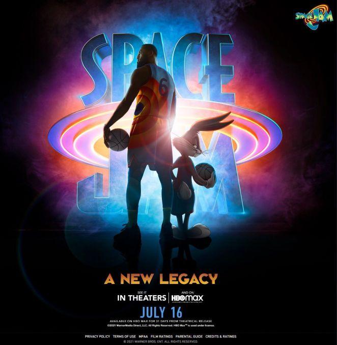 25 yıl sonra, Space Jam'in yeni bir web sitesi ve devamı için ilk fragman var. 12