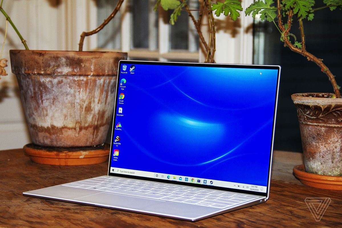 Best Laptops 2020: Dell XPS 13 (late 2020)
