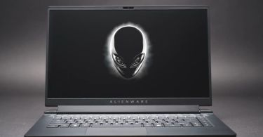 Alienware's M15 R5 is its first AMD-based gaming laptop in over a decade