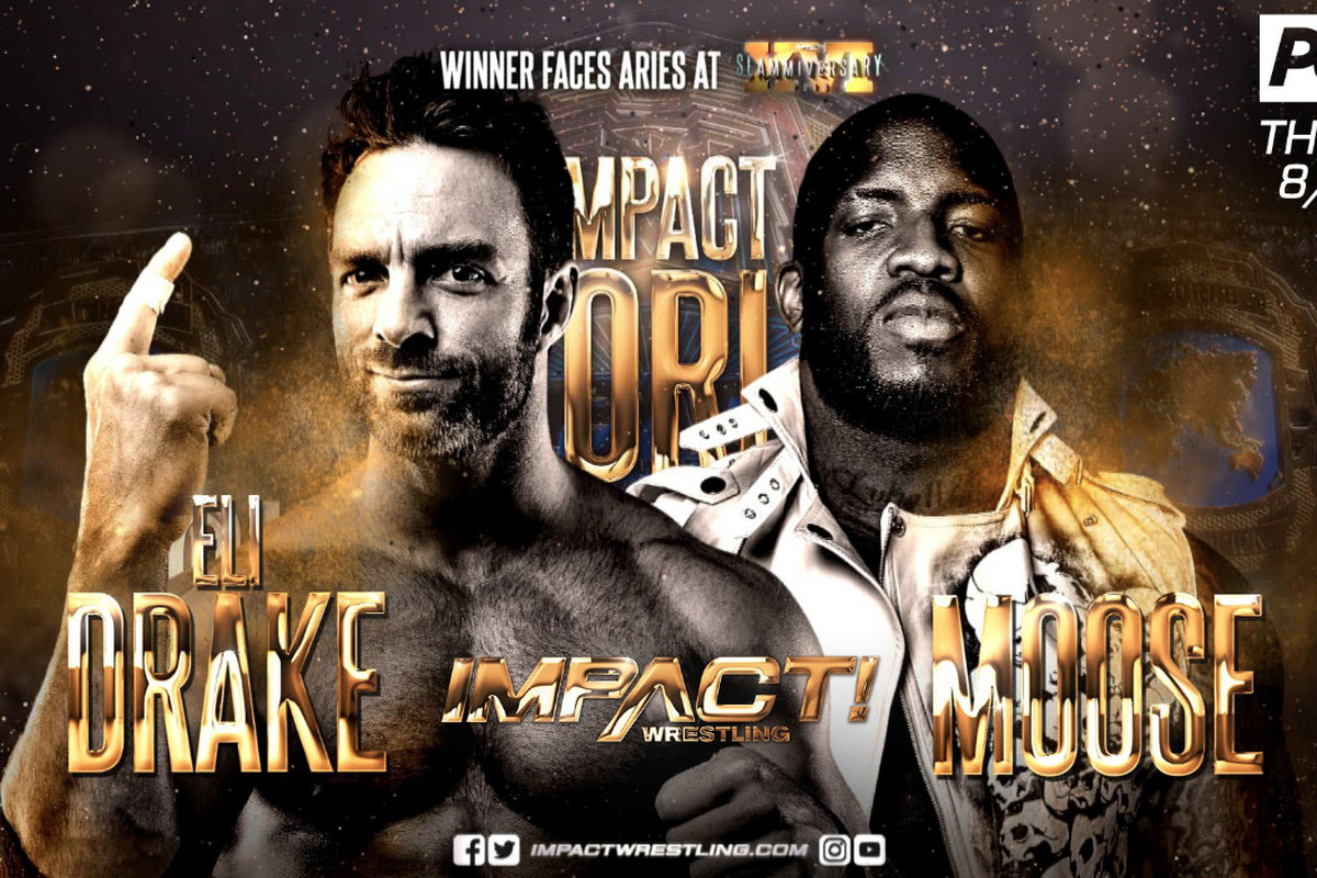 Impact Wrestling Preview June 14 2018 Slammiversary