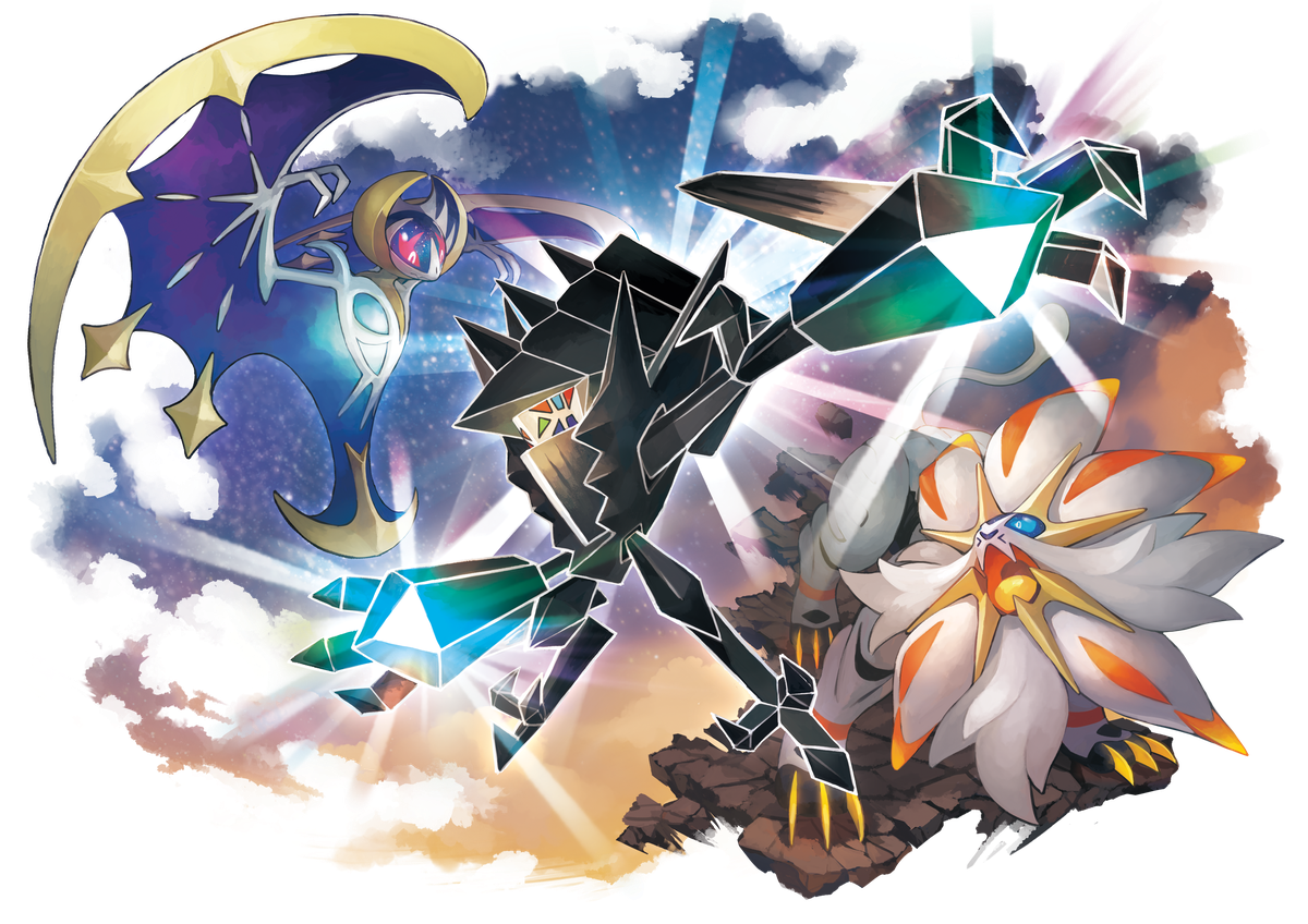 The new Pok    mon games on the Nintendo 3DS are the most welcoming yet     Pok    mon Ultra Sun and Ultra Moon